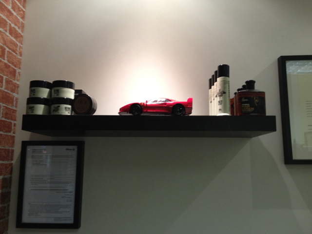 red-car